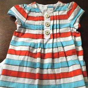 12-18 mo pleated Gap dress